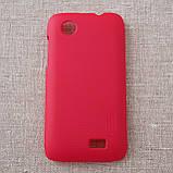 Накладка Nillkin Super Frosted Shield Lenovo A369 red (6956473269069) EAN/UPC: 6956473269069, фото 5