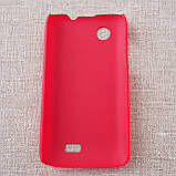 Накладка Nillkin Super Frosted Shield Lenovo A369 red (6956473269069) EAN/UPC: 6956473269069, фото 6