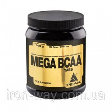 PEAK Mega BCAA 150 tab