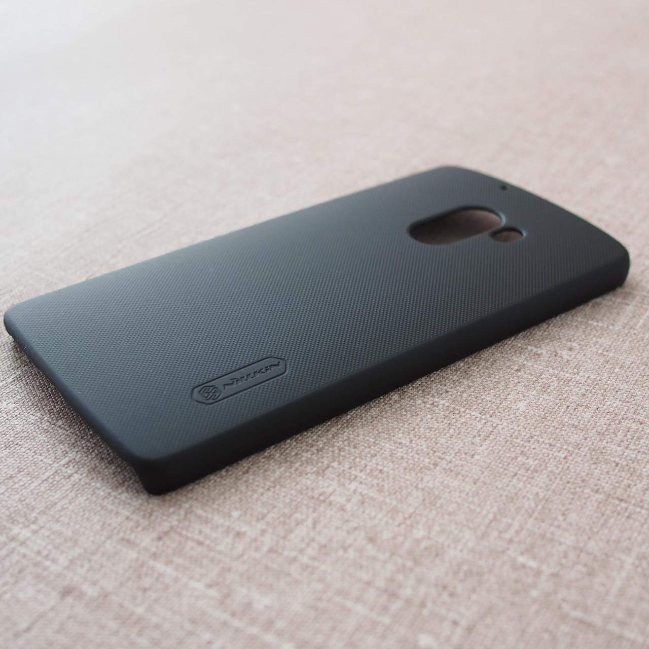 Накладка Nillkin Super Frosted Shield Lenovo A7010 Для телефона