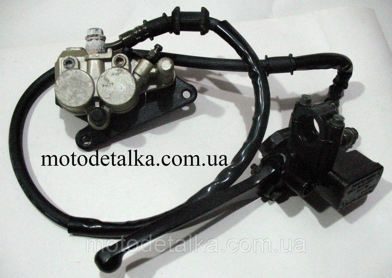 Гидравлические передние тормоза ,комплект -50/80/125/150 см3.