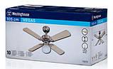 Потолочный вентилятор   VEGAS 105 см, фото 5