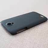 Накладка Nillkin Super Frosted Shield Lenovo S820 black EAN/UPC: 6956473265979, фото 3