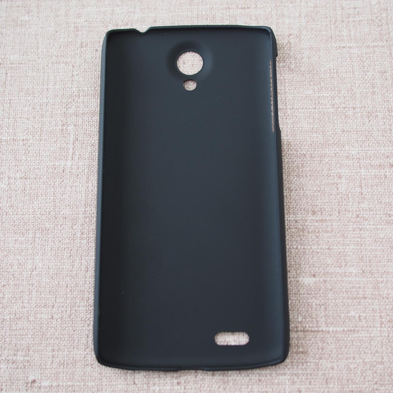 Чехлы для других смартфонов Nillkin Super Frosted Shield Lenovo S820 black Для телефона