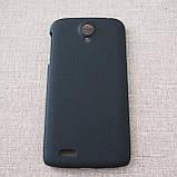 Накладка Nillkin Super Frosted Shield Lenovo S820 black EAN/UPC: 6956473265979, фото 6