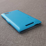 Чехол Nillkin Fresh Lenovo K910 light-blue EAN/UPC: 6956473272595, фото 5