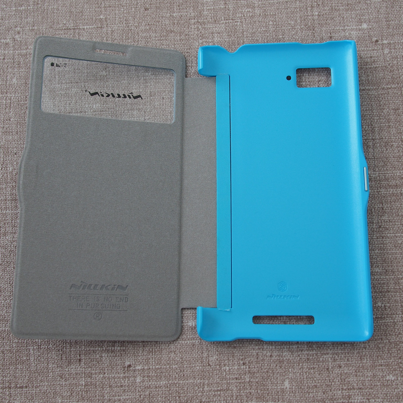 Nillkin Fresh Lenovo K910 light-blue