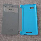 Чехол Nillkin Fresh Lenovo K910 light-blue EAN/UPC: 6956473272595, фото 4