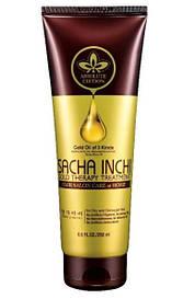 Восстанавливающая маска для поврежденных волос Daeng Gi Meo Ri Sacha Inchi Gold Therapy Treatment 250 ml