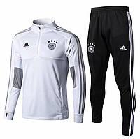 Футбольный тренировочный костюм Сборной Германии, 2018 сезона