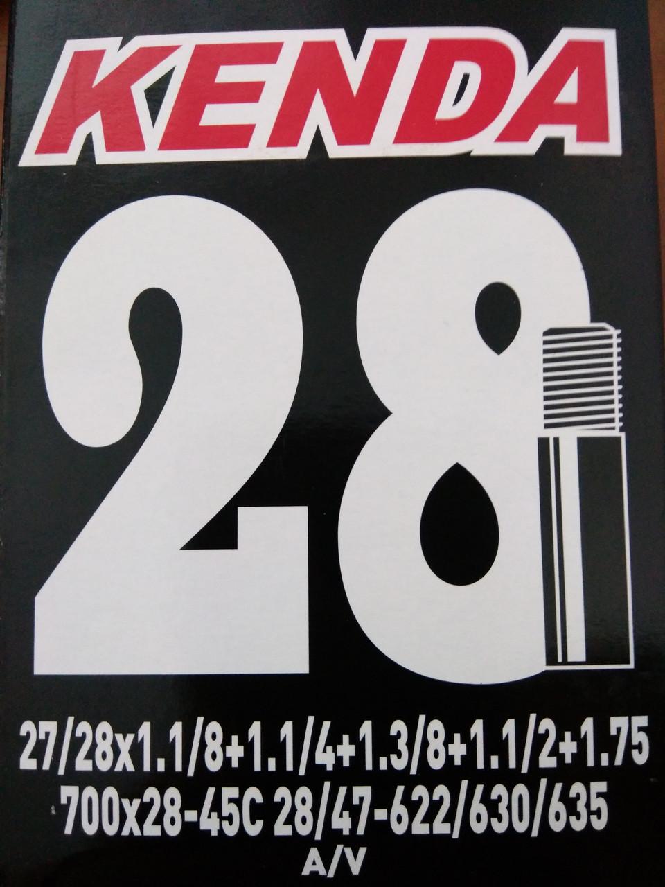 Камера Kenda 700 X 28-45C AV 48mm (O-D-0055)