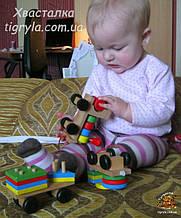 Паровозик - геометрика - это  очень занимательная и актуальня игра для развития от 1го до 4-5ти лет