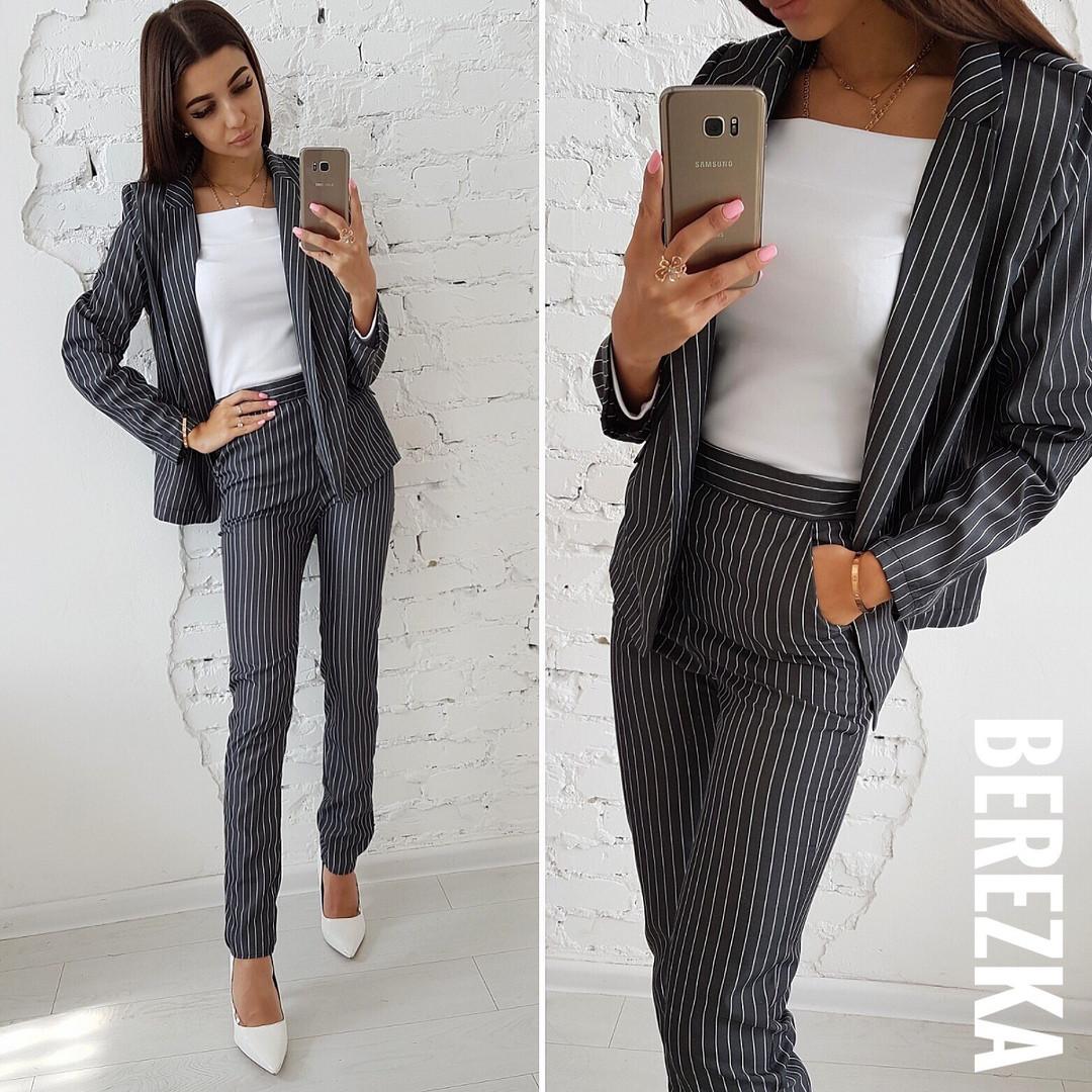 292054af144 Стильный костюмчик  пиджак + брюки  заказ
