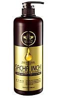 Восстанавливающий шампунь для поврежденных волос Daeng Gi Meo Ri Sacha Inchi Gold Therapy Shampoo 1000 ml