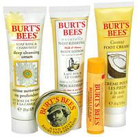 Подарочный набор натуральной косметики для ухода за лицом и телом Burt's Bees Essential Burt's Bees Kit