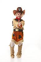 """Детский карнавальный костюм """"Ковбойша"""""""