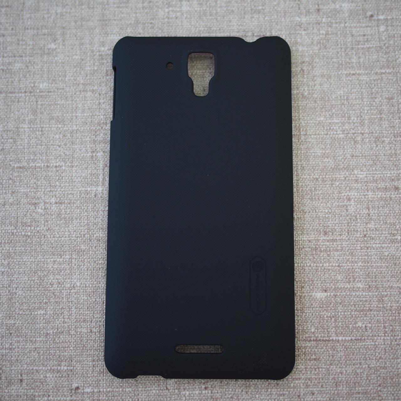 Накладка Nillkin Super Frosted Shield Lenovo S8 black