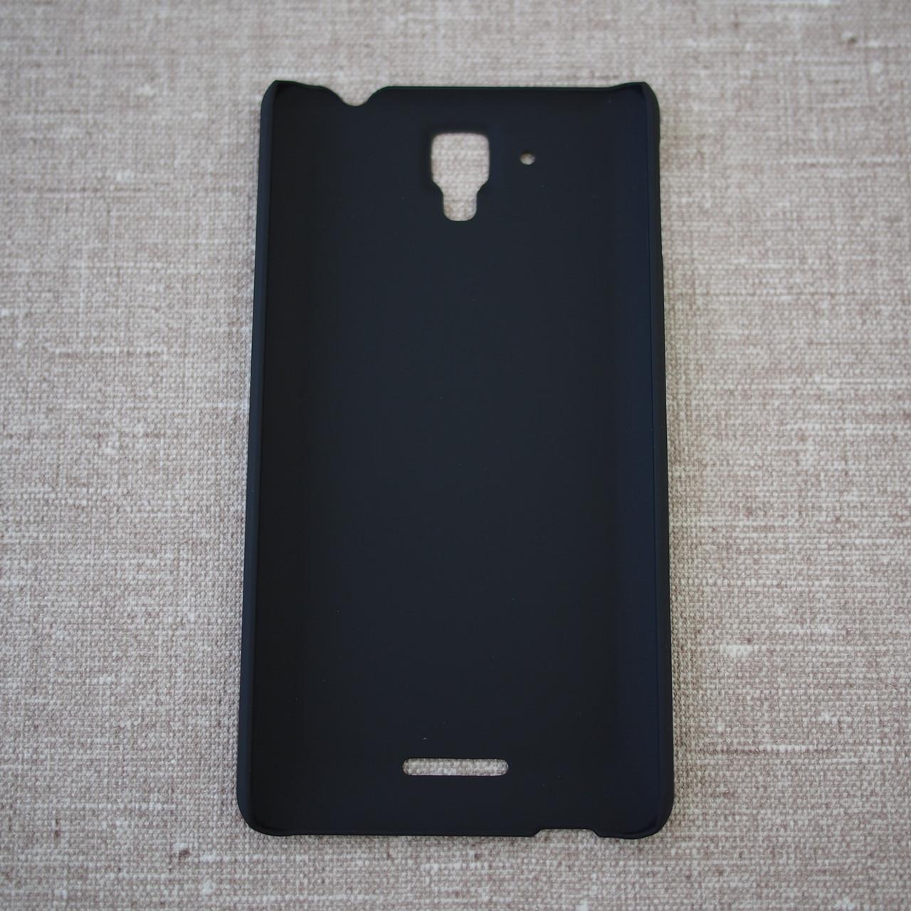 Накладка Nillkin Super Frosted Shield Lenovo S8 black Для телефона