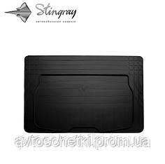 Коврики на TRUNK MAT UNI BOOT XS (107см Х 79,5см) Коврик багажника Черный