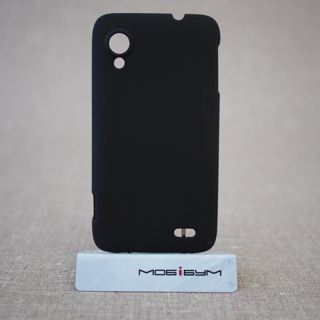 Накладка Lenovo S720 black