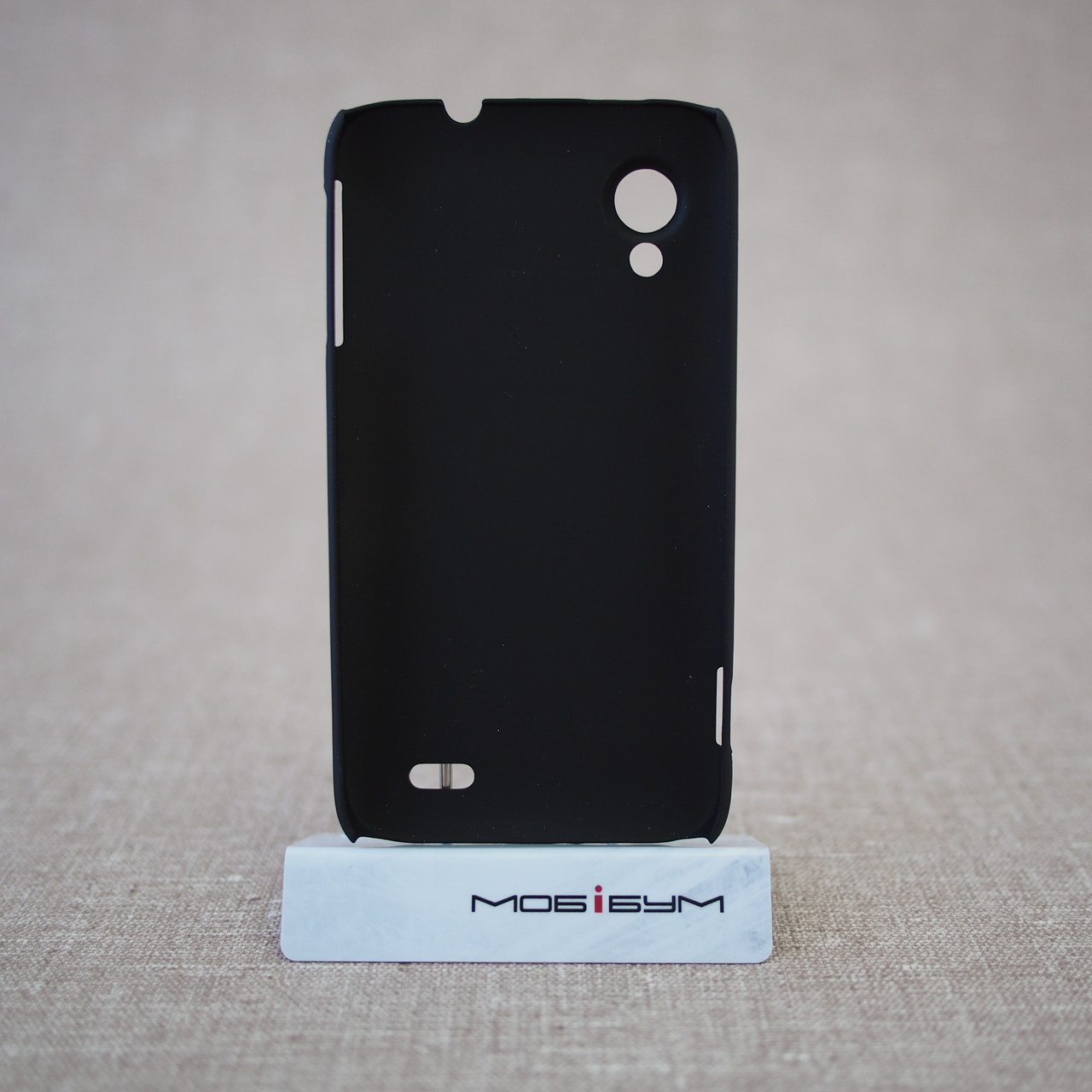 Накладка Lenovo S720 black Для телефона