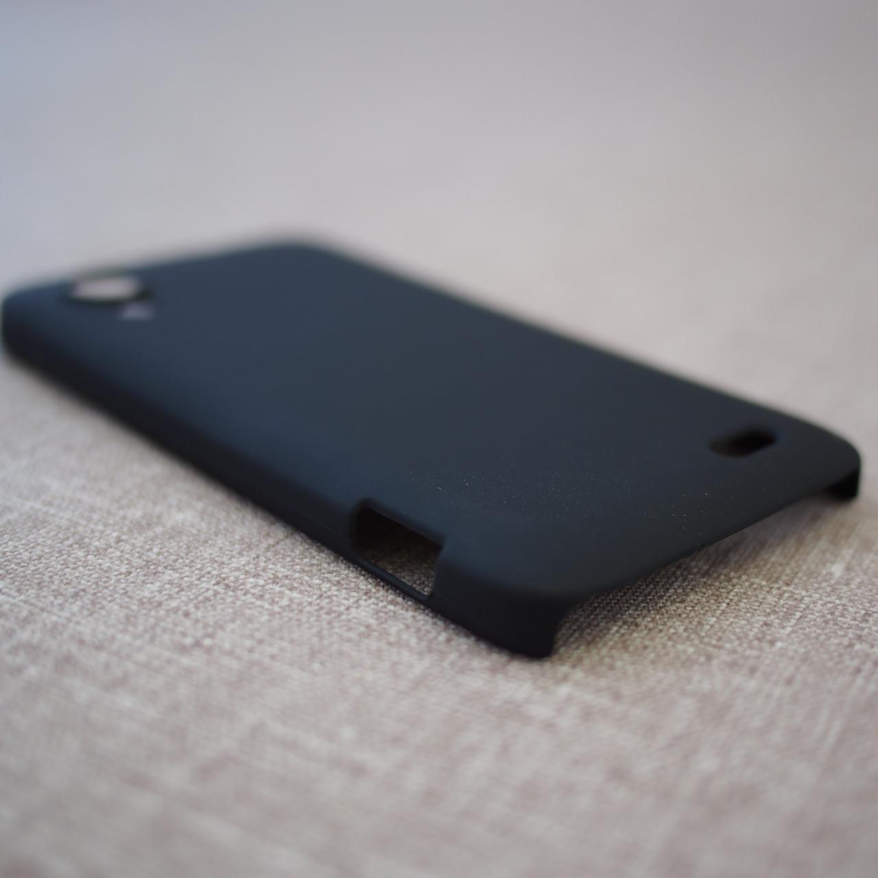 Чехлы для других смартфонов Lenovo S720 black