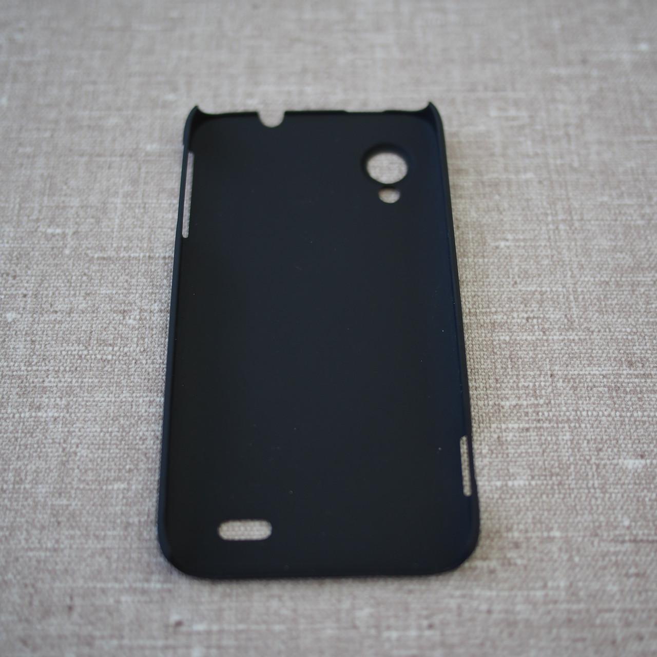 Чехлы для других смартфонов Lenovo S720 black Для телефона Черный