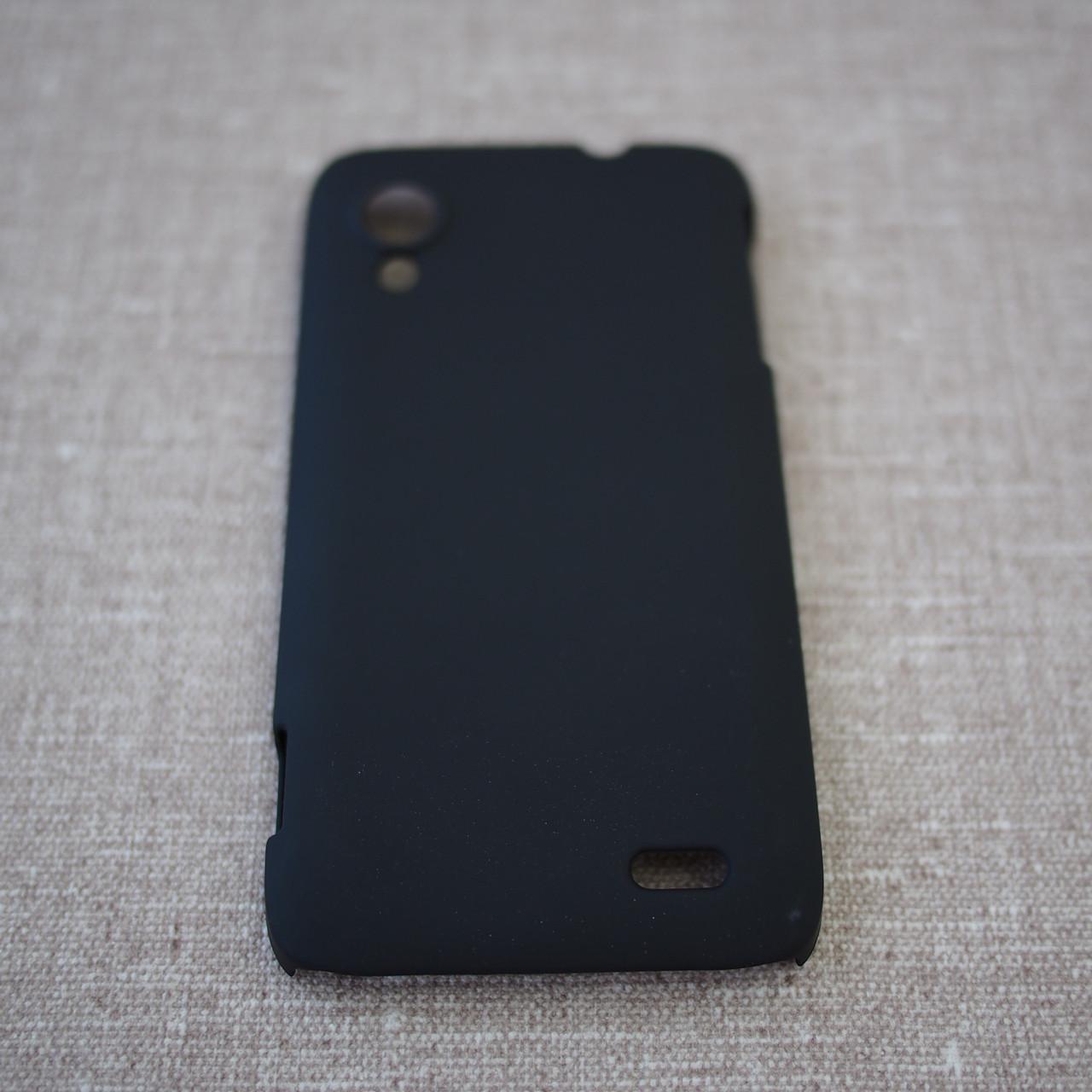 Чехлы для других смартфонов Lenovo S720 black Для телефона