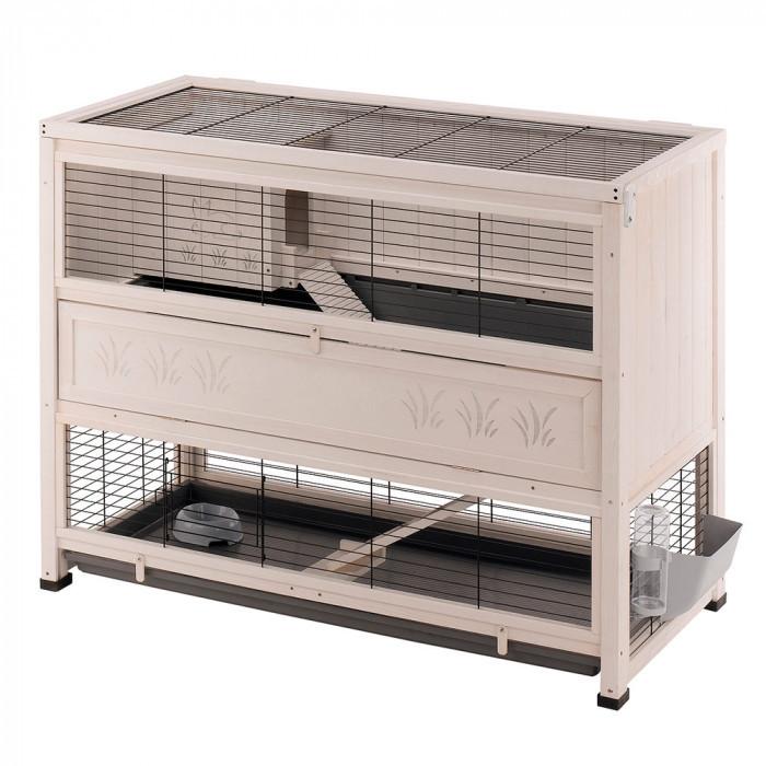 Клетка для морских свинок и кроликов Ferplast COTTAGE LARGE