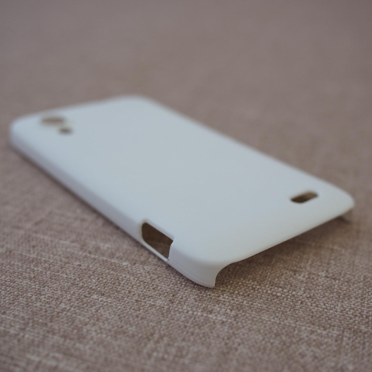 Чехлы для других смартфонов Lenovo S720 white Для телефона Белый