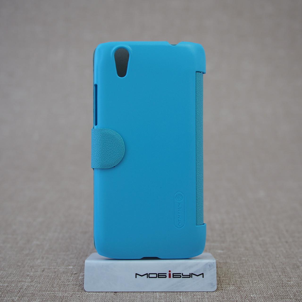 Чехол Nillkin Fresh Lenovo S960 light-blue Для телефона