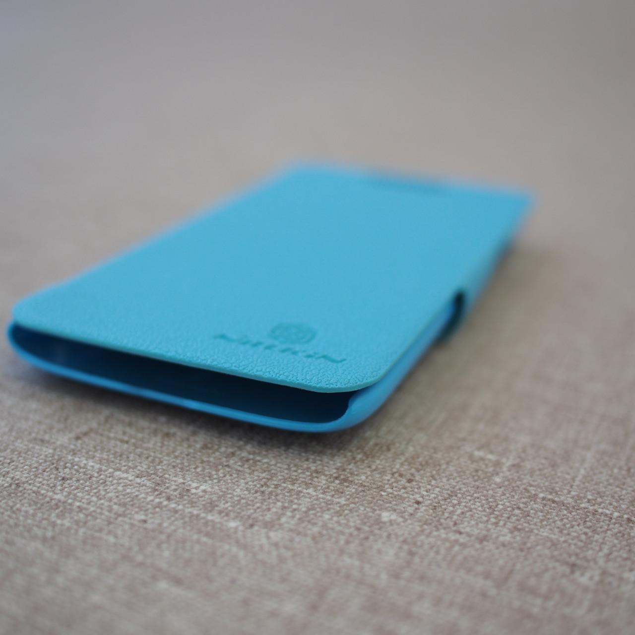 Чехлы для других смартфонов Nillkin Fresh Lenovo S960 light-blue