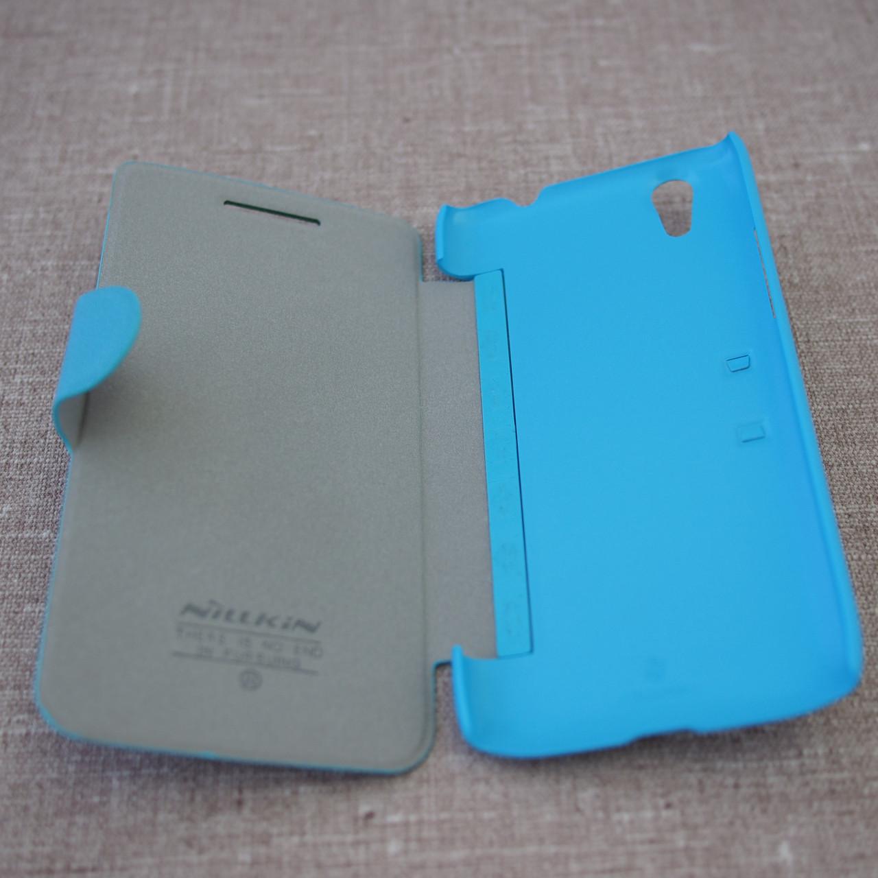 Чехлы для других смартфонов Nillkin Fresh Lenovo S960 light-blue Для телефона