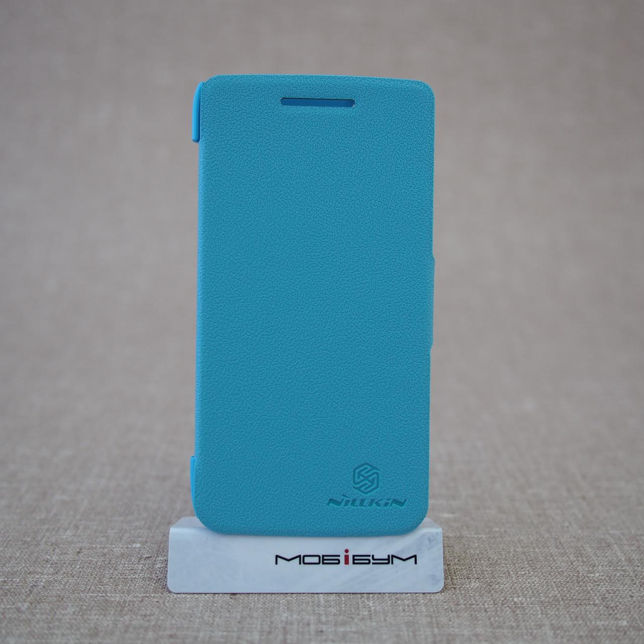Чехол Nillkin Fresh Lenovo S960 light-blue EAN/UPC: 6956473269786
