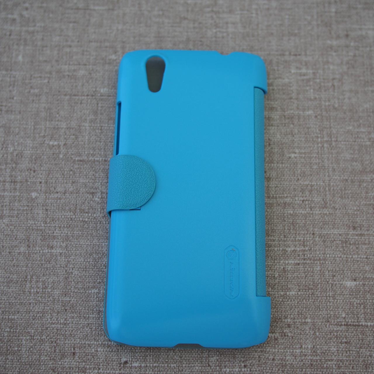 Nillkin Fresh Lenovo S960 light-blue Для телефона