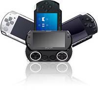 Всё для PSP