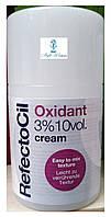 RefectoCil Oxidant 3% Creme - кремообразный 3% окислитель для краски рефектоцил, 100 мл