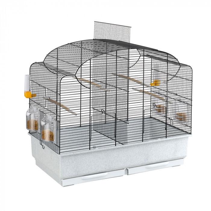 Клетка для канареек и маленьких экзотических птиц Ferplast  CANTO 71 x 38 x h 60,5 cm