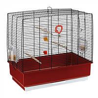 Клетка для канареек и маленьких экзотических птиц Ferplast  REKORD 4 Черный 60 x 32,5 x h 57,5 cm