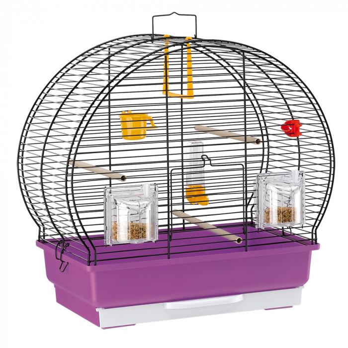 Клетка для птиц Ferplast LUNA 2 Черный 44,5 x 25 x h 45,5 cm
