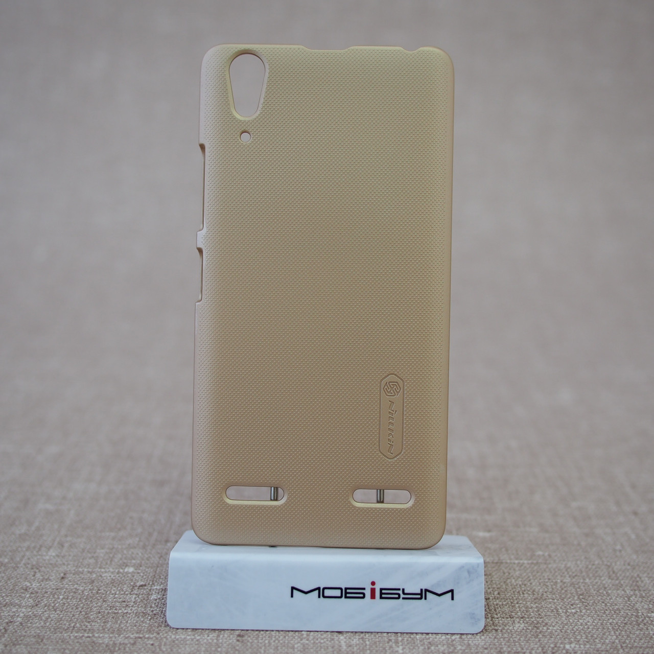 Накладка Nillkin Super Frosted Shield Lenovo A6000 red EAN/UPC: 6956473223306