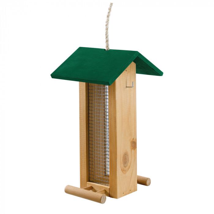 Деревянная кормушка для птиц Ferplast FEEDER 5
