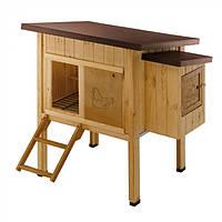 Деревянный домик для кур Ferplast HEN HOUSE 10