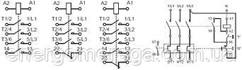 Магнитный пускатель ПМЛ 1101, фото 2