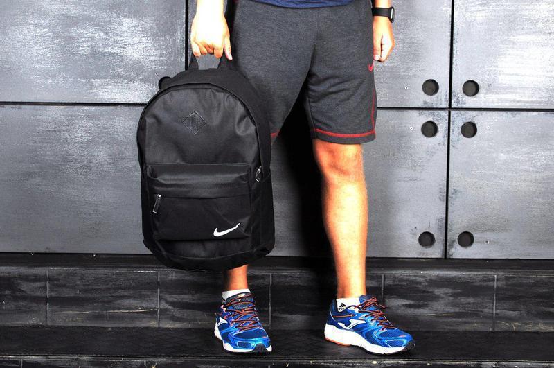 Рюкзак в стиле Nike Leather Bottom городской ранец 10 цветов