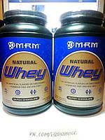 Протеин, MRM Natural Whey 900г, фото 1