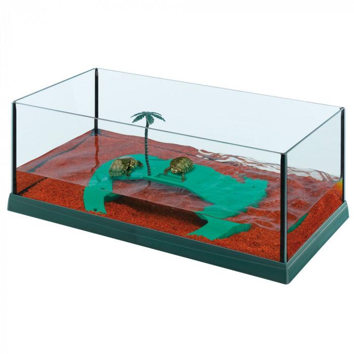 Террариум для черепах HAITI 50 р. 51,5 x 27 x h 18,5 cm