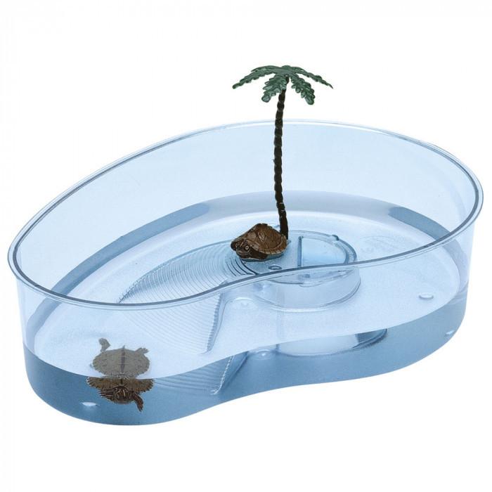 Террариум для черепах ARRICOT 31 x 22 x h 7,5 cm
