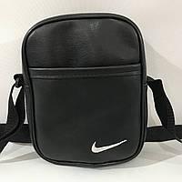 Сумка спортивная мужская Nike / черная, фото 1