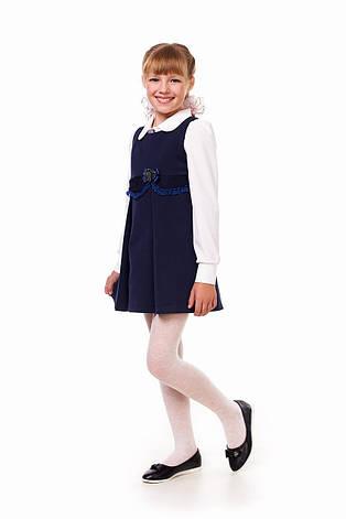 Школьный сарафан для девочки 51001, фото 2